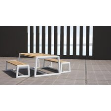 Baia 3 Piece Dining Set