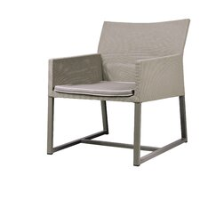 <strong>Mamagreen</strong> Baia Casual Arm Chair with Cushion