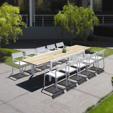 <strong>Mamagreen</strong> Baia 11 Piece Dining Set