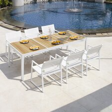 Allux Mazzamiz 7 Piece Dining Set