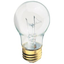 40W Clear Incandescent Light Bulb (Pack of 4)