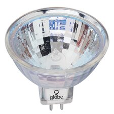 <strong>Globe Electric Company</strong> 50W Clear Halogen Light Bulb (Pack of 3)
