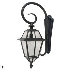Jersey 1 Light Outdoor Wall Lantern