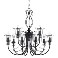Laila 9 Light Chandelier