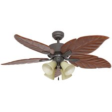 <strong>Calcutta</strong> St. Marks 4 Light Ceiling Fan Light Kit
