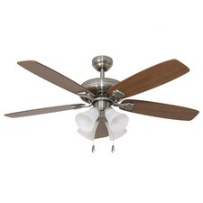 Rialto Four Light Ceiling Fan Light Kit