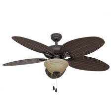 <strong>Calcutta</strong> Key Largo Bowl Light Ceiling Fan Light Kit