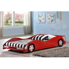 Twin Race Car Bed