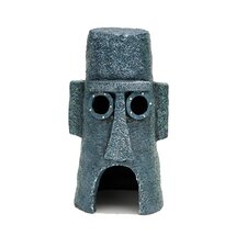 Nickelodeon SpongeBob SquarePants Squidward's Easter Island Home