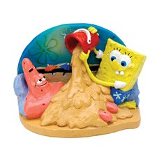 Nickelodeon SpongeBob SquarePants and Patrick in the Sand Ornament