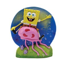 Nickelodeon SpongeBob SquarePants and Jellyfish Ornament