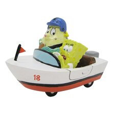 Nickelodeon SpongeBob SquarePants Mrs. Puff and in Rowboat