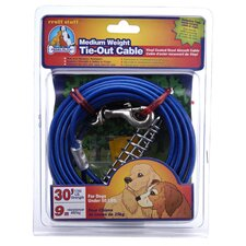 Medium Weight Tie Out Cable