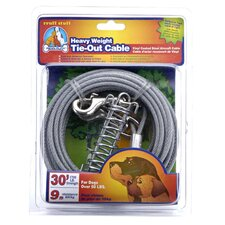 Heavy Weight Tie Out Cable