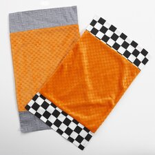 <strong>One Grace Place</strong> Teyo's Tires Burp Cloth