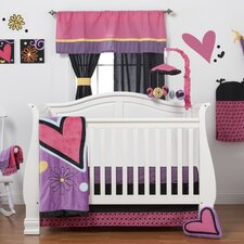 Sassy Shaylee 4 Piece Crib Bedding Collection
