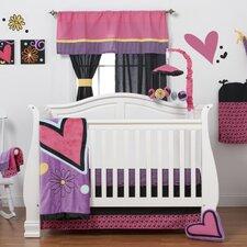 Sassy Shaylee 4 Piece Crib Bedding Collection