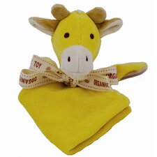 Nursery Giraffe Lovie Blankie