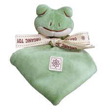 Nursery Frog Lovie Blankie