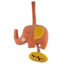 Nursery Elephant Musical Mobile