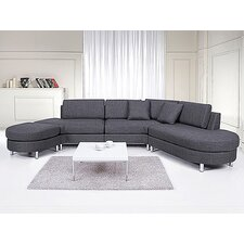 Copenhagen 5 Seater Corner Sectional Sofa