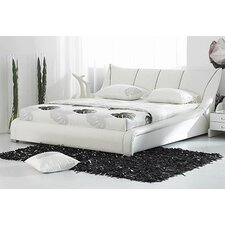 Nantes Leather Bed Frame