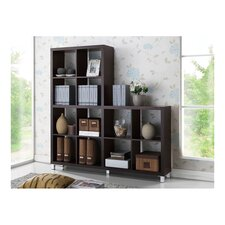 <strong>Wholesale Interiors</strong> Baxton Studio Sunna Modern Cube Shelving Unit