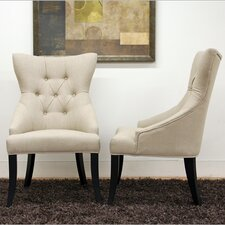 Baxton Studio Daphne Parsons Chair (Set of 2)