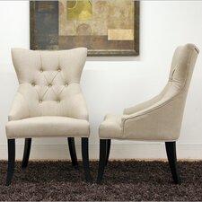Baxton Studio Daphne Parsons Chair (Set of 2)