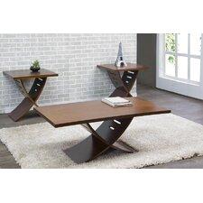 Helix 3 Piece Coffee Table Set