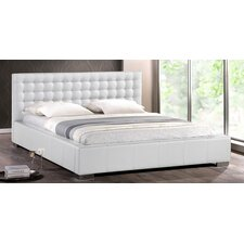 Maddy Upholstered Platform Bed