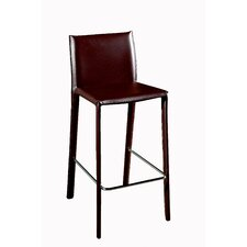 "Ferdinand 25.5"" Bar Stool with Cushion (Set of 2)"