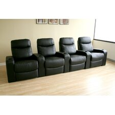 Angus Home Theater Recliner (Row of 4)