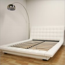 <strong>Wholesale Interiors</strong> Baxton Studio Celia Queen Platform Bed