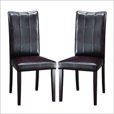 <strong>Wholesale Interiors</strong> Baxton Studio Eugene Parsons Chair (Set of 2)
