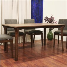 Baxton Studio Mier 5 Piece Dining Set
