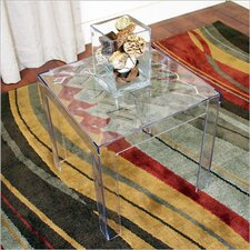 Baxton Studio Parq End Table