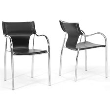 <strong>Wholesale Interiors</strong> Baxton Studio Harris Modern Dining Chair (Set of 2)