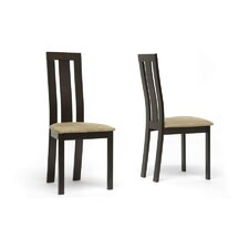 Baxton Studio Verona Side Chair (Set of 2)