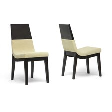 <strong>Wholesale Interiors</strong> Baxton Studio Prezna Side Chair (Set of 2)
