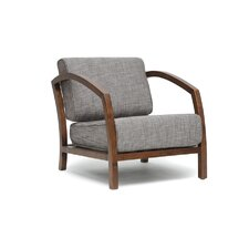 Baxton Studio Velda Modern Lounge Chair