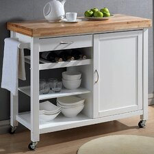 <strong>Wholesale Interiors</strong> Baxton Studio Denver Kitchen Cart