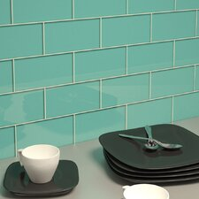 Subway Tile in Teal