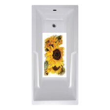 14 x 27 Sunflowers Bath Mat