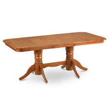 <strong>East West Furniture</strong> Napoleon Dining Table