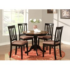 Antique 3 Piece Dining Set