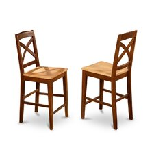 Napoli Counter Height Chair (Set of 2)