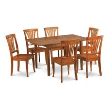 <strong>Wooden Importers</strong> Picasso 7 Piece Dining Set