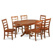 <strong>Wooden Importers</strong> Avon 7 Piece Dining Set