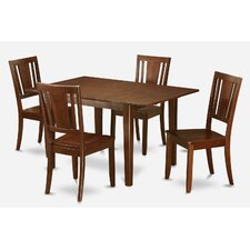 Picasso 5 Piece Dining Set